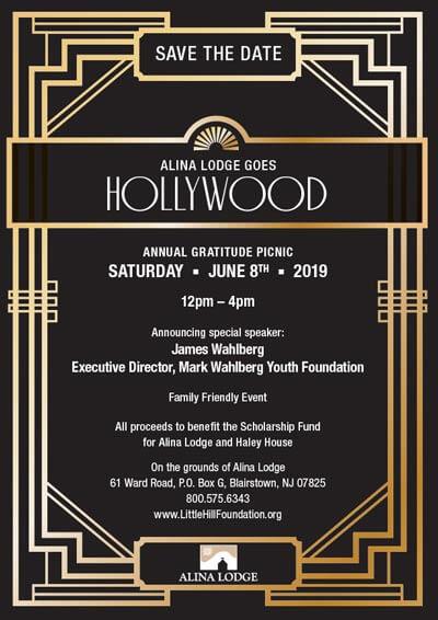 Alina Lodge Gratitude Picnic Invitation