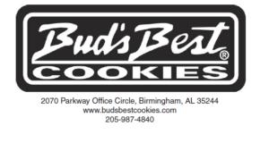 Bud's Best Cookies